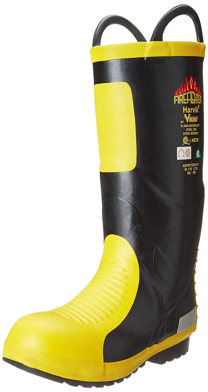 Viking Footwear Harvik by Viking Firefighter Waterproof FR Boot VW93
