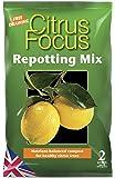 Citrus Focus Repotting Mix 2 Litre