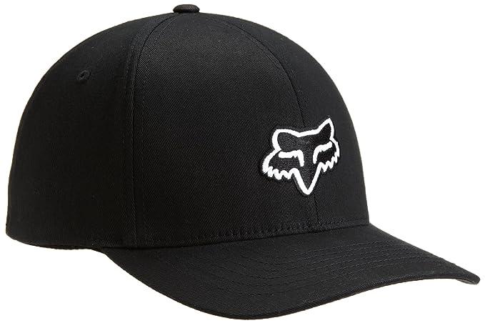 Fox Gorra LEGACY FLEXFIT HAT black 1113146478f