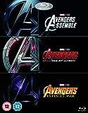 Avengers Collection (1-3 Box-set) [Blu-ray]