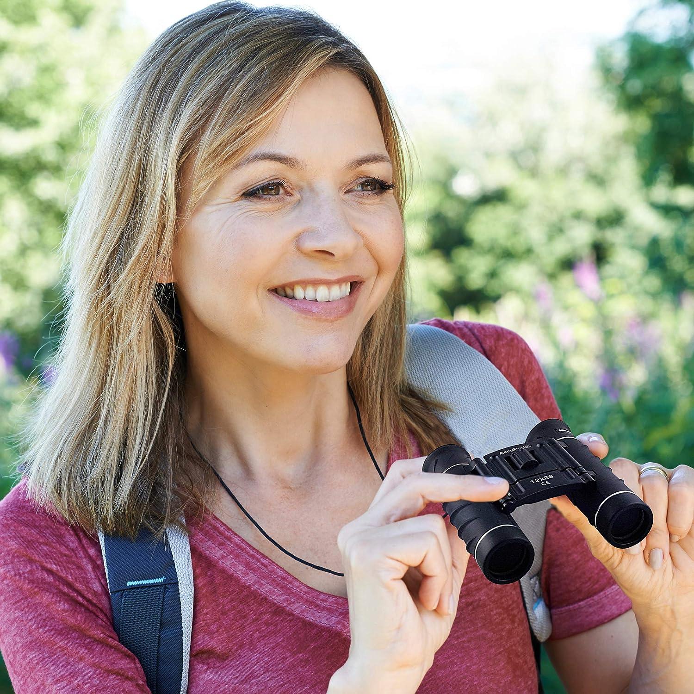 Accubuddy Fernglas Leichtes Mini Binocular Mit Kamera