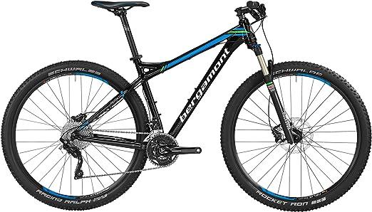 Bergamont Revox 7.0 73.66 de montaña bicicleta negro/azul ...