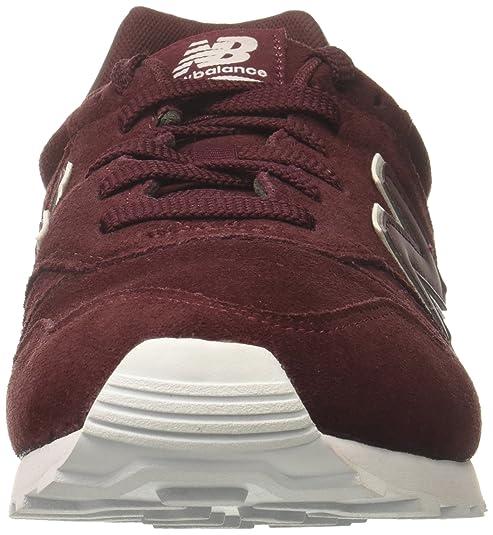 New Balance ML373, Zapatillas para Hombre, Rojo (Brgndy/Wht), 45.5 EU: Amazon.es: Zapatos y complementos