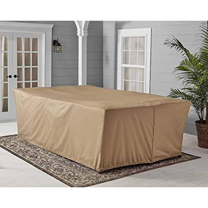 Image Unavailable. Image not available for. Color: Member's Mark Universal Patio  Furniture Cover - Amazon.com : Member's Mark Universal Patio Furniture Cover : Garden