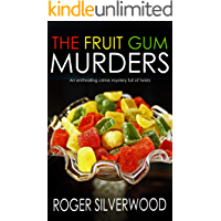 THE FRUIT GUM MURDERS an enthralling crime mystery full of twists (Yorkshire Murder Mysteries Book 21) book cover