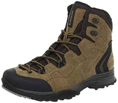 Lowa Men's Focus GTX Mid Trekking Boot,Brown/Beige,7.5 ...
