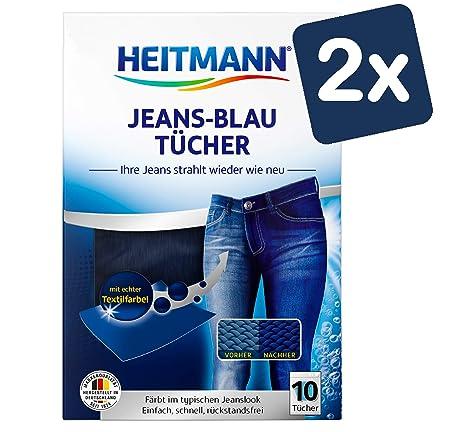 Heitmann Lavador Jeans en Paños - Refrescante de Color Desteñido ...