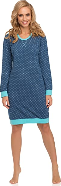 Cornette Camisón Vestido de Casa Mujer 652 2016