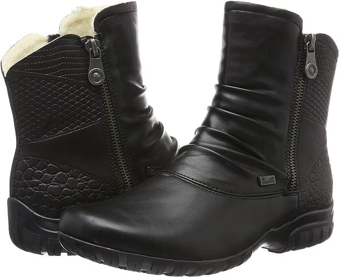 Rieker Damen Z4663 Kurzschaft Stiefel B01FFOO556 Stövlar