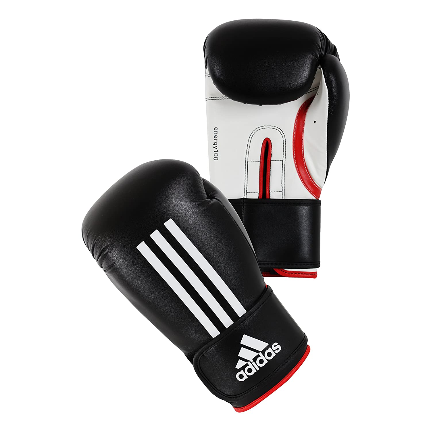 Adidas Boxing Gloves Energy 100 Black 8oz ADIEBG100