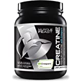 MUSCLE FEAST Creapure Creatine Monohydrate Powder | Premium Pre-Workout or Post-Workout | Easy to Mix, Gluten-Free, Safe and Pure, Kosher Certified (2lb, Unflavored)