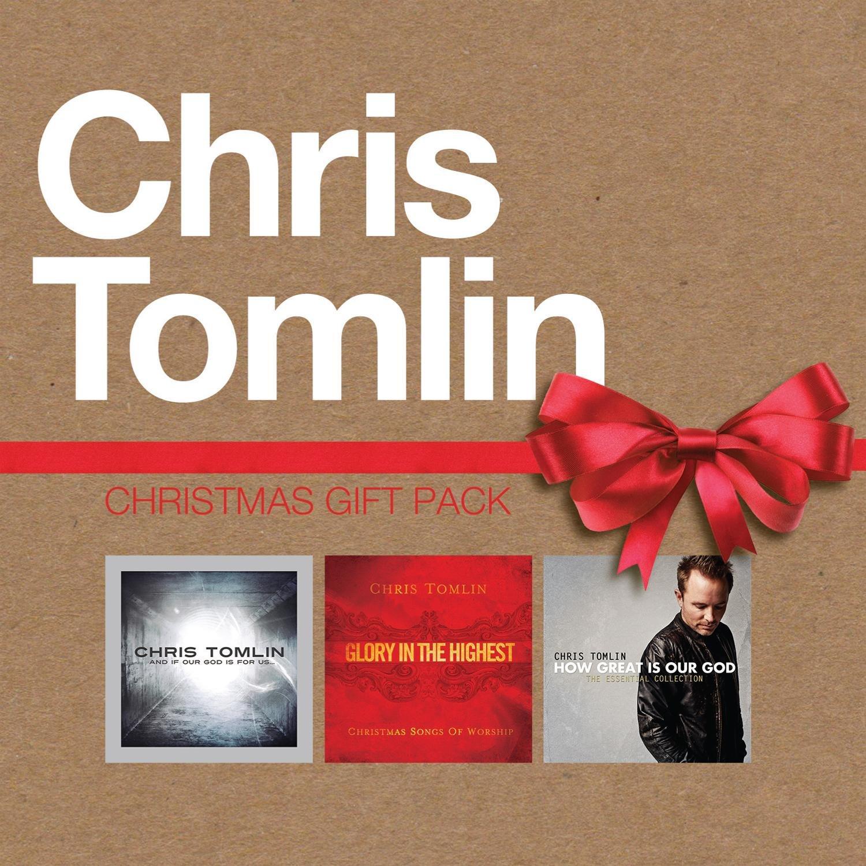 chris tomlin 3 cd christmas gift pack 3 cd box set amazoncom music
