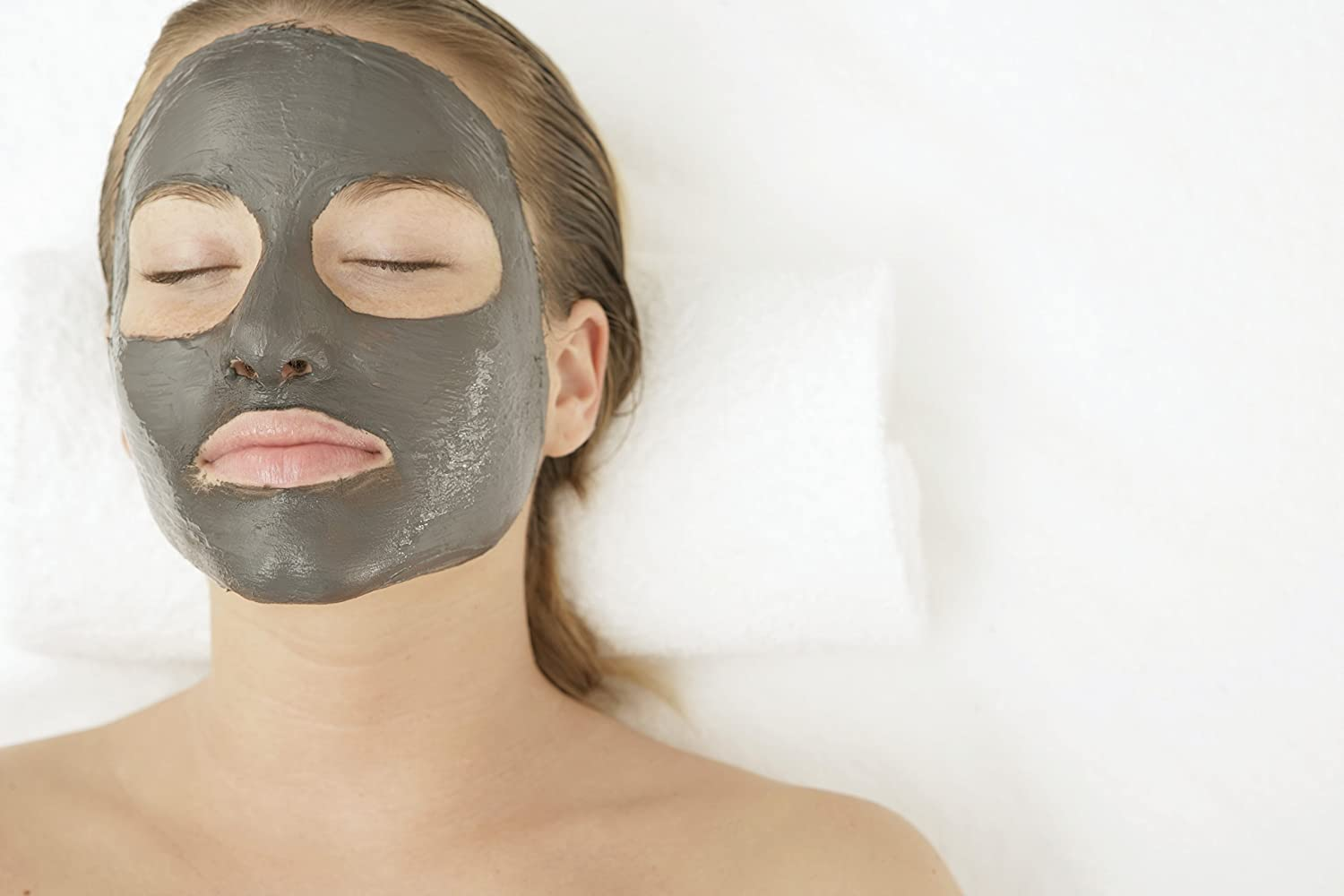 Facial mud masks