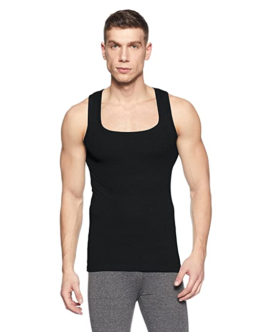 Chromozome Men's Cotton Vest Men's Underwear Vests at amazon