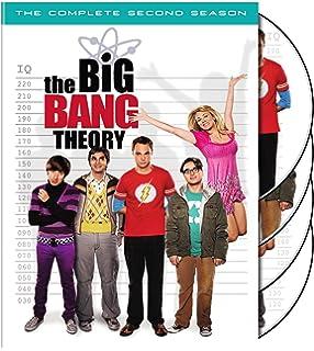 Amazon.com: The Big Bang Theory: The Complete First Season