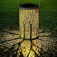 Yokunat LED Solar Lantern LED Luz Colgante Solar