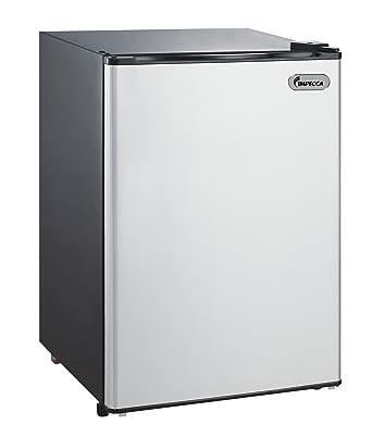 Amazon.com: Impecca refrigerador y congelador compacto ...