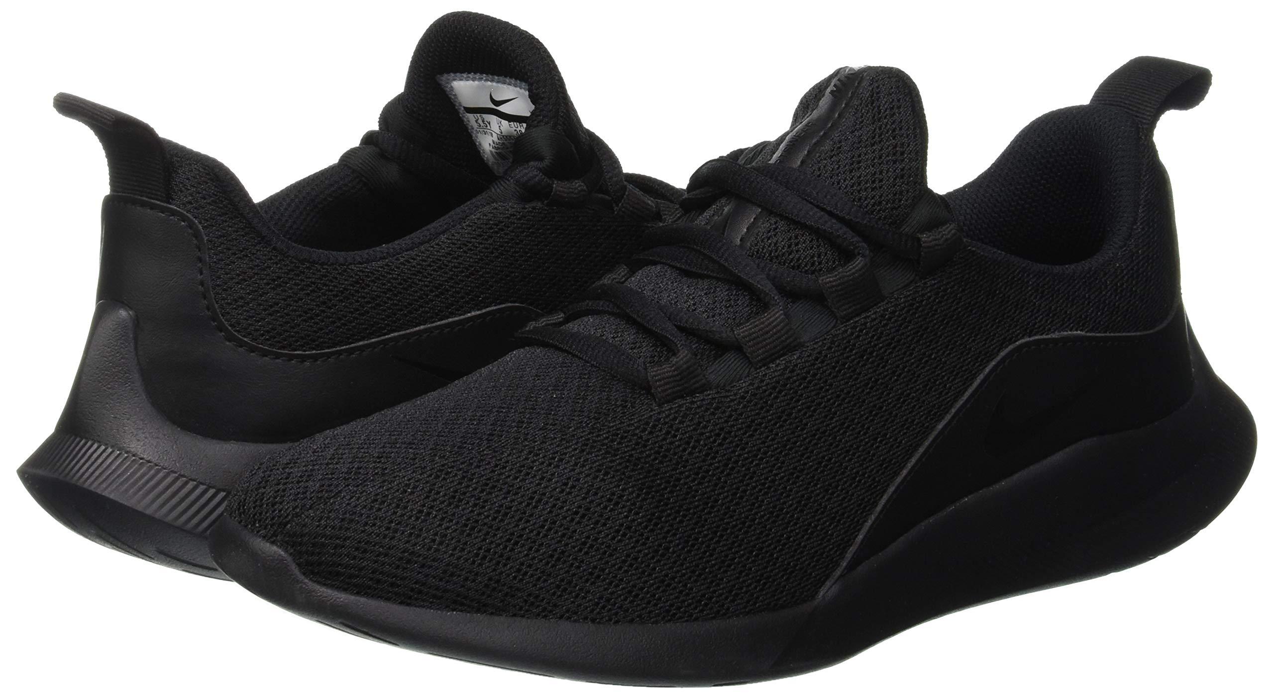 Nike Boys' Viale (GS) Running Shoe, Black, 4Y Youth US Big Kid by Nike (Image #5)