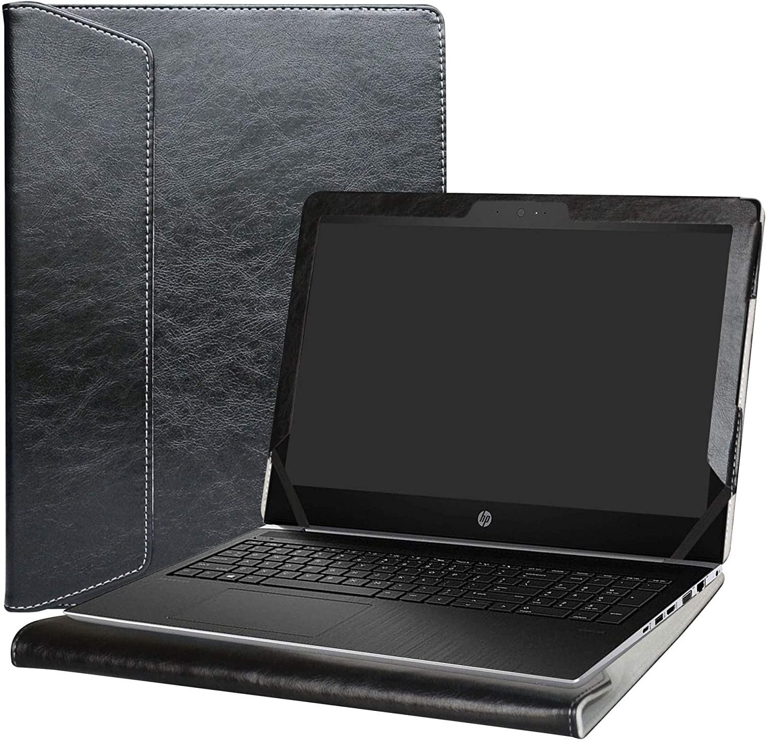 "Alapmk Protective Case Cover for 13.3"" HP ProBook 430 G5 G3 G2 G1 Series Laptop(Warning:Not fit HP ProBook 430 G4),Black"