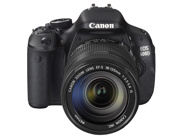 Canon EOS 600D - Cámara réflex Digital de 18 MP (Pantalla