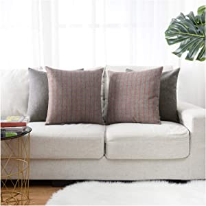 """HPUK Set of 4 Decorative Pillow Cover 