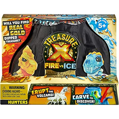 Treasure X Fire vs Ice Hunter Pack: Arts, Crafts & Sewing