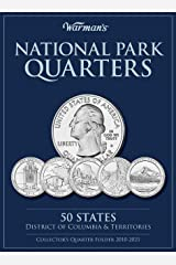 National Parks Quarters: 50 States + District of Columbia & Territories: Collector's Quarters Folder 2010 -2021 (Warman's Collector Coin Folders) Hardcover