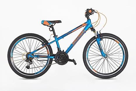 Junior/niños 24 pulgadas de aleación para bicicleta de montaña ...
