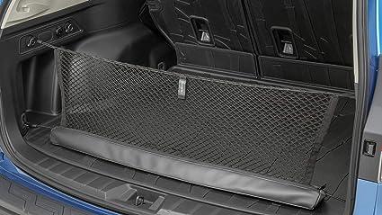 Amazon Com Subaru 2019 Forester Rear Compartment Cargo Net Black