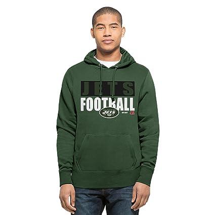 Amazon.com    47 NFL Men s Headline Pullover Hood   Sports   Outdoors 1f5513a55