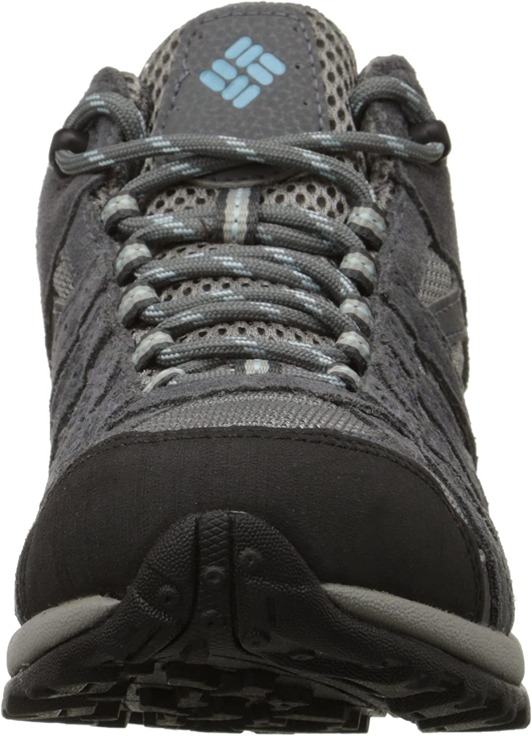 High-Traction Grip Columbia Womens Redmond Mid Waterproof Hiking Boot Breathable