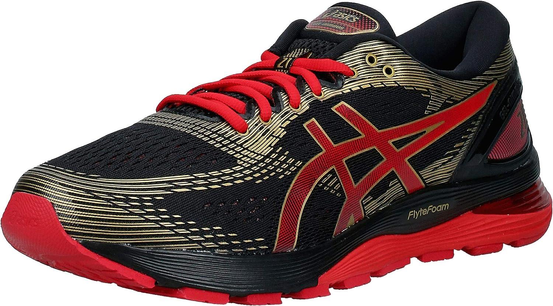 ASICS Gel-Nimbus 21 1011a257-001, Zapatillas de Entrenamiento para Hombre