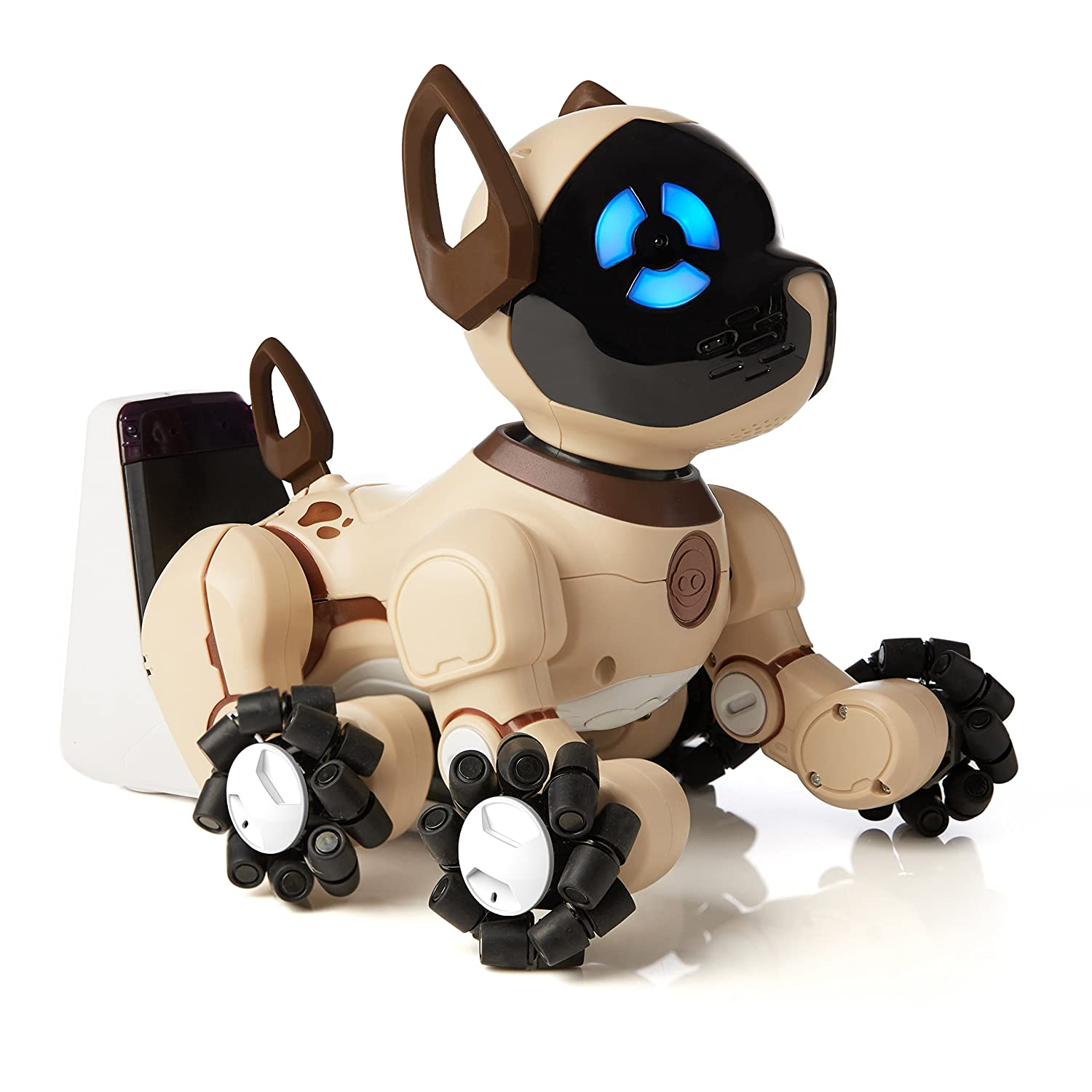 Amazon WowWee Chocolate CHiP Robot Toy Dog Amazon Exclusive