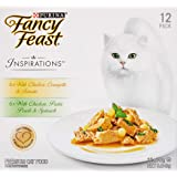 Fancy Feast Inspirations Chicken Multipack, 24x70g