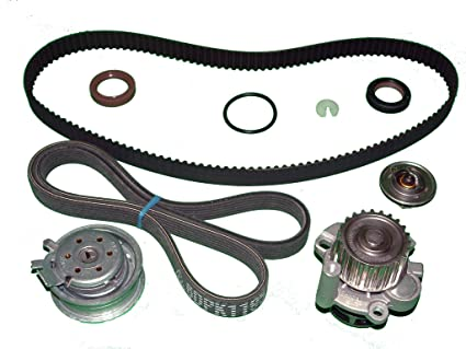 amazon com tbk timing belt kit vw beetle 2 0l 1998 to 2005 aeg