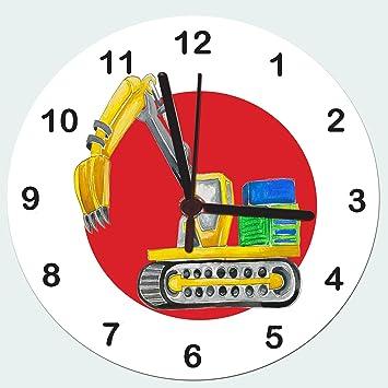 Digger clockBoys ClockBoys room ClockTell the Time ClockQuiet