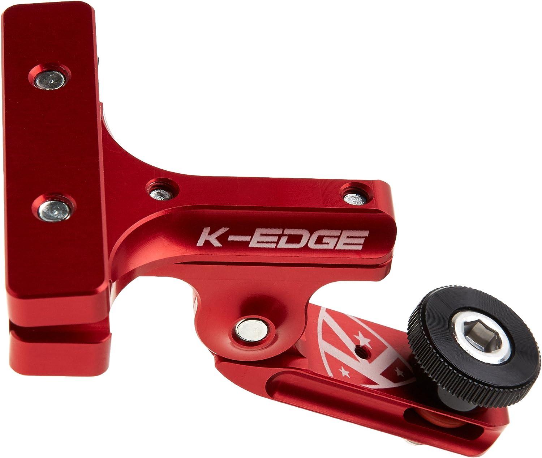 Camera Mount Red 0.25x20 K-Edge GO Big Pro Saddle Rail Universal