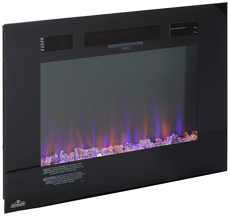 Amazon Com Napoleon Nefl32fh Linear Wall Mount Electric Fireplace