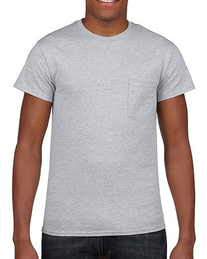 1388c7c5eb0 Gildan Men s 2-Pack Workwear Pocket T-Shirt