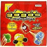 Magic Box Int - GoGo's Crazy Bones S1 Flow Blister Pack 1 CDU45