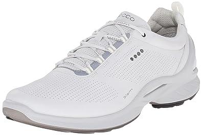 Ecco Biom Fjuel, Herren Outdoor Fitnessschuhe, Weiß (WHITE01007), 47 EU (
