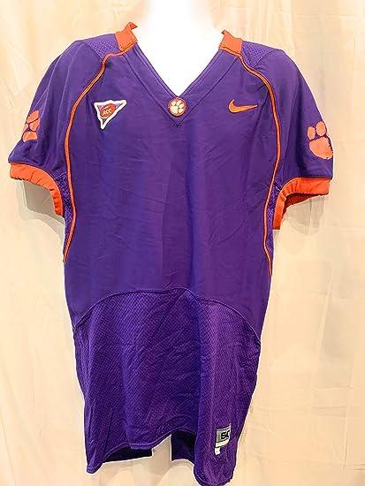 authentic clemson jersey