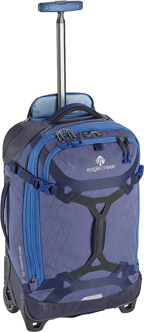 - EC0A3XVB271 Bleu eagle Creek Gear WarriorTM Valise /à roulettes 55 cm Bleu Arctique