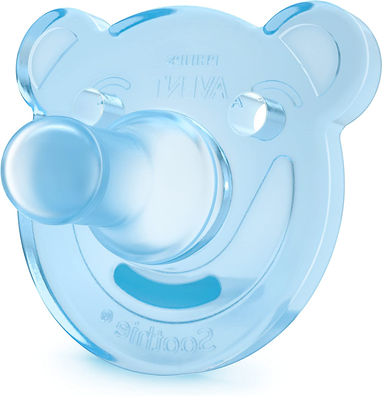 Philips AVENT soothie 0 – 3 meses azul Talla:grün/blau: Amazon.es ...