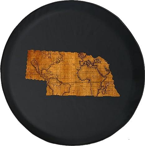 Amazon.com: 556 Gear Nebraska – Cubierta de neumático de ...