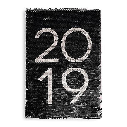 2018-2019 Eccolo - Agenda planificadora de 18 meses, notas ...