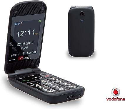 TTfone Venus - Móvil de prepago Vodafone (pantalla 2.2