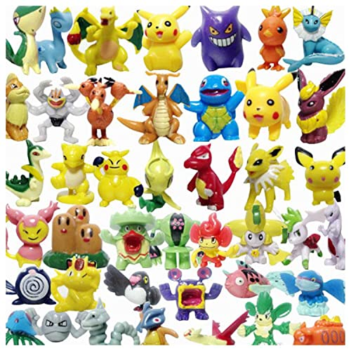Lots 24pcs 2-3cm Pokemon mini random Pearl ct Figures