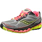 Saucony Women's Ride 7 Viziglo Running Shoe