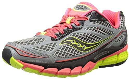 saucony ride 7 mujer gris